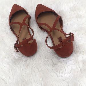 Shoes - Suede flats